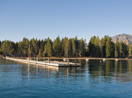 Camp Richardson Shoreline