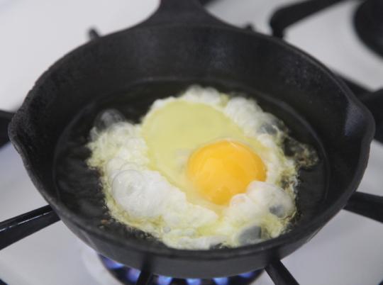 Spanish Fried Eggs | Mark's Daily Apple
