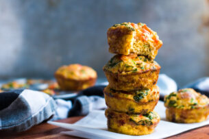 Primal + Keto Omelet Muffins
