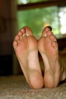 Fat girl soles