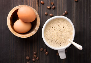 Primal Egg Coffee