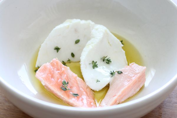Fish Poached in Olive Oil | Mark's Daily Apple