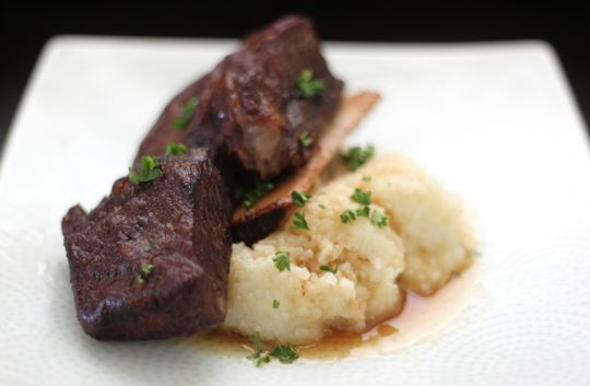 Pressure Cooker Braised Short Ribs | Mark's Daily Apple