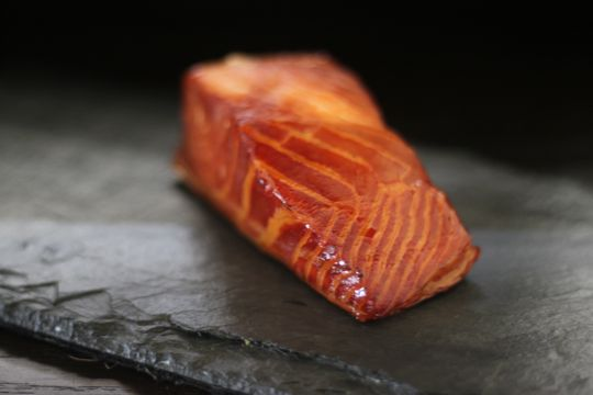 How To Hot Smoke Salmon Without A Real Smoker Mark S