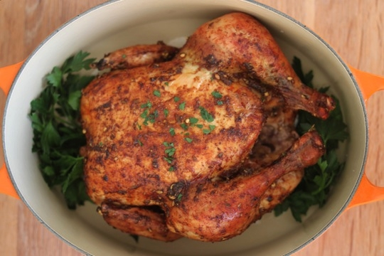 Slow Roasted Chicken | Mark's Daily Apple