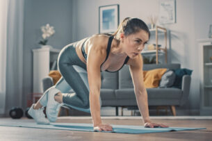 13 Alternatives to Burpees for When You're Tired of Doing Burpees