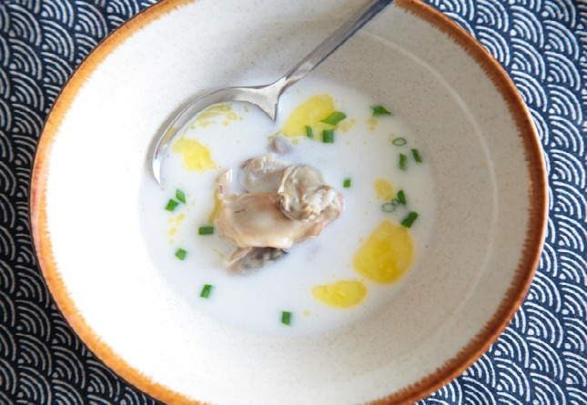 how to use canned oysters