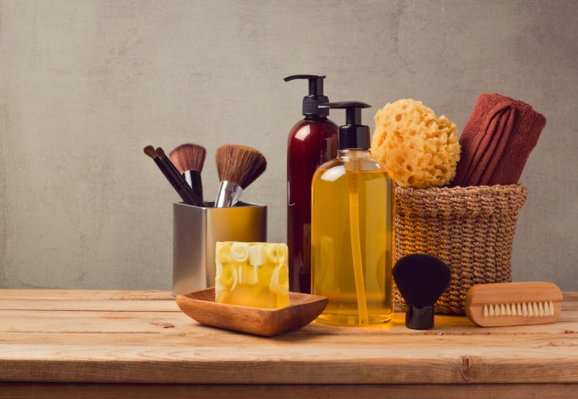 nature's gate shampoo silicone free