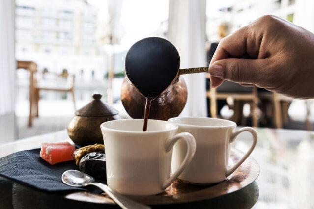 coffee brewing methods turkish coffee