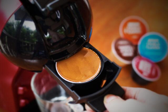 coffee brewing methods single serve pod coffee