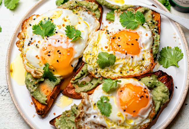 whole30 avocado toast