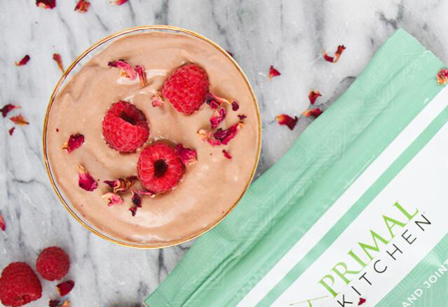 keto collagen smoothie