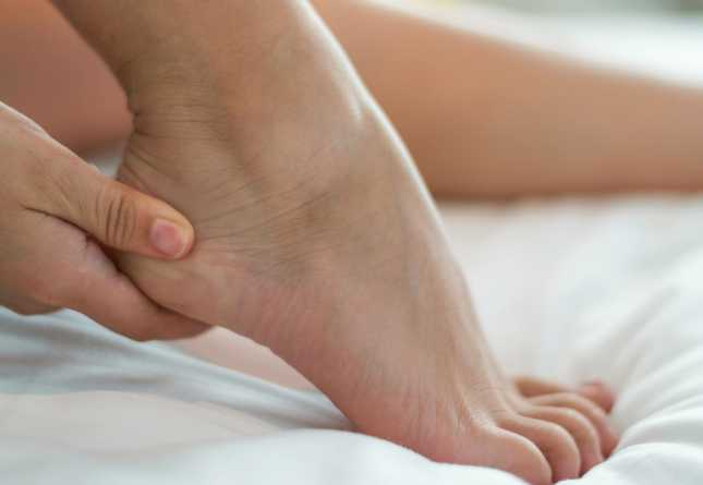 beef873b90 How To Cure Plantar Fasciitis | Mark's Daily Apple