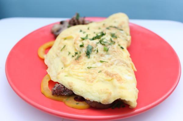 Big Ass Omelet