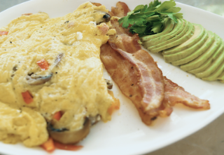 Primal+Keto Cooking Made Easy: Mark's Big-Ass Omelette