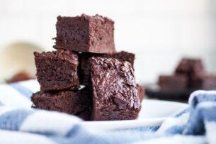 Primal (or) Keto Fudgy Brownies