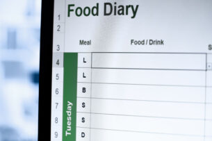 Tracking Your Food: When, Why and How