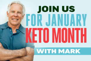 Join Me For January Keto Month!