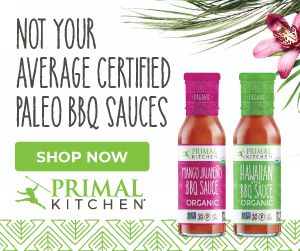 Primal Kitchen Mango Jalapeno & Hawaiian-Style BBQ Sauces