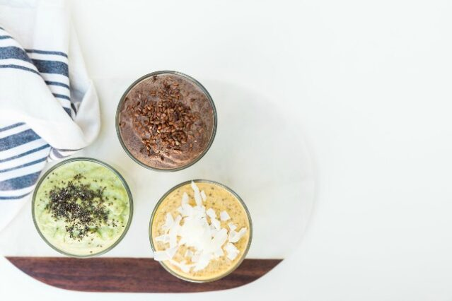Fab four collagen smoothie roundup