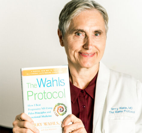 terry wahls and book