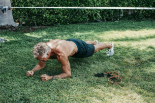 Primal At-Home Workout: Core