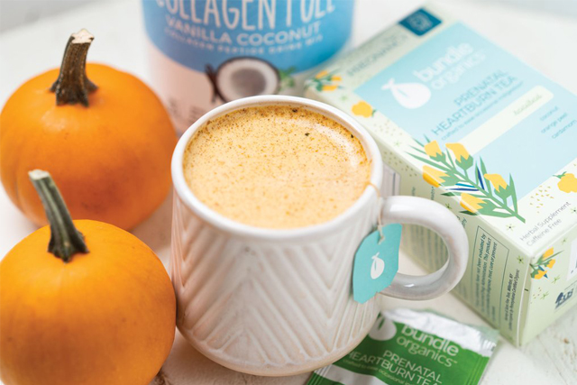 Vanilla Rooibos Collagen Tea Latte