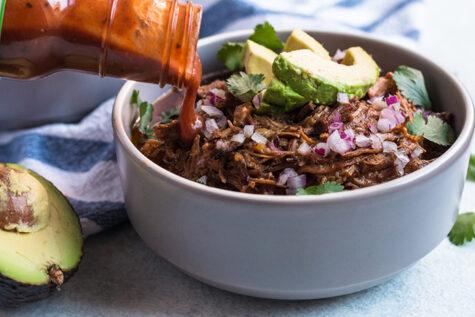 Hawaiian BBQ Pork recipe