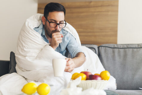fasting with a cold