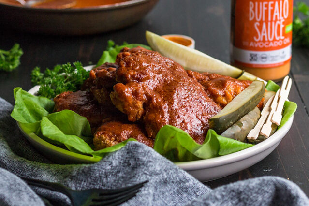 gluten free nashville hot chicken