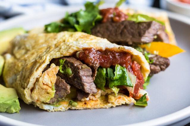 keto burrito recipe