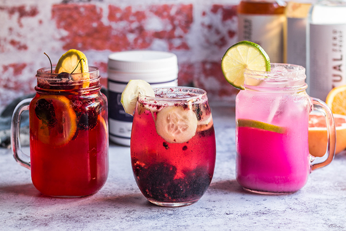 mocktails alcohol alternatives