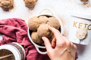 Keto Chai Ice Cream Bon Bons Recipe