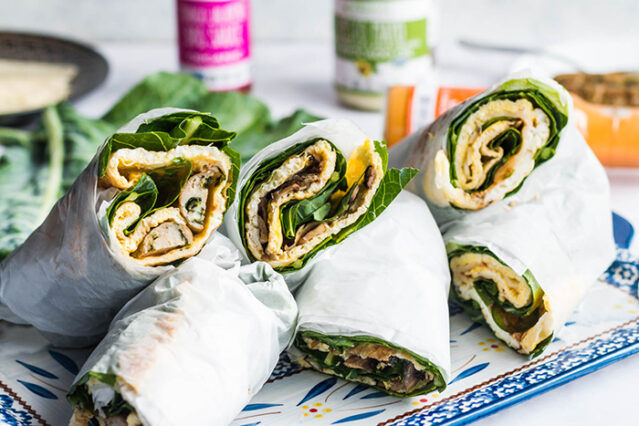 keto egg wraps recipe