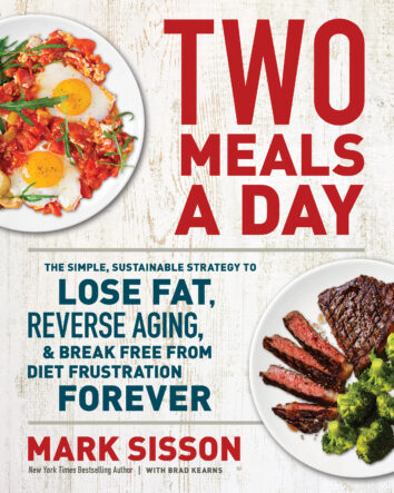 two meals a day cover
