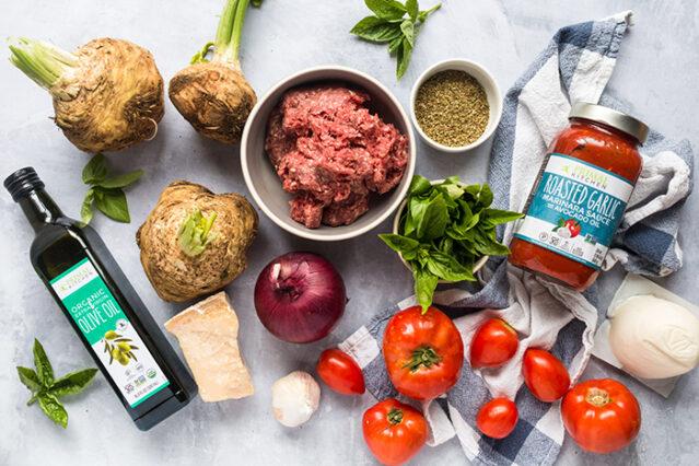 gluten free lasagna recipe ingredients