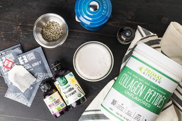 London fog latte ingredients