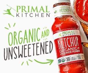 Primal Kitchen Ketchup[