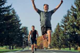 Sprinting, Jumping, Losing Body Fat, And Cultivating Gratitude)