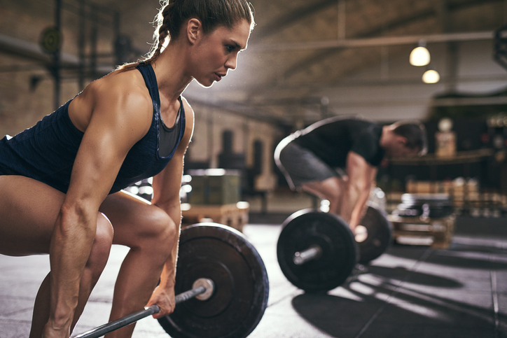 man and woman deadlifting demonstraing what we can learn from bodybuilders