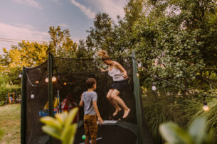 The Benefits of Trampolining and Rebounding