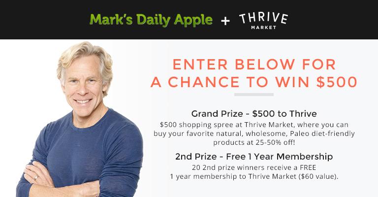 Thrive Contest