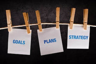 Goals, Plans and Strategy