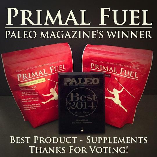 best product primal fuel 540