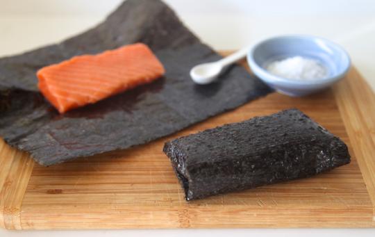 Nori Salmon 2