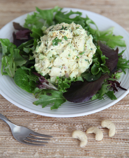 Cashew Chix Salad 1