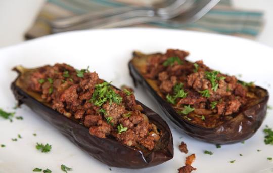 Eggplant and Lamb 2