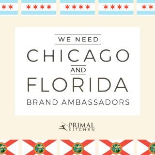 chicago-florida pk brand ambassadors