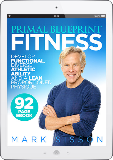 Primal blueprint fitness marks daily apple sign up and get fit malvernweather Choice Image