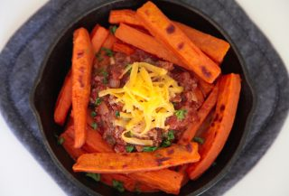 Chili Fries 1